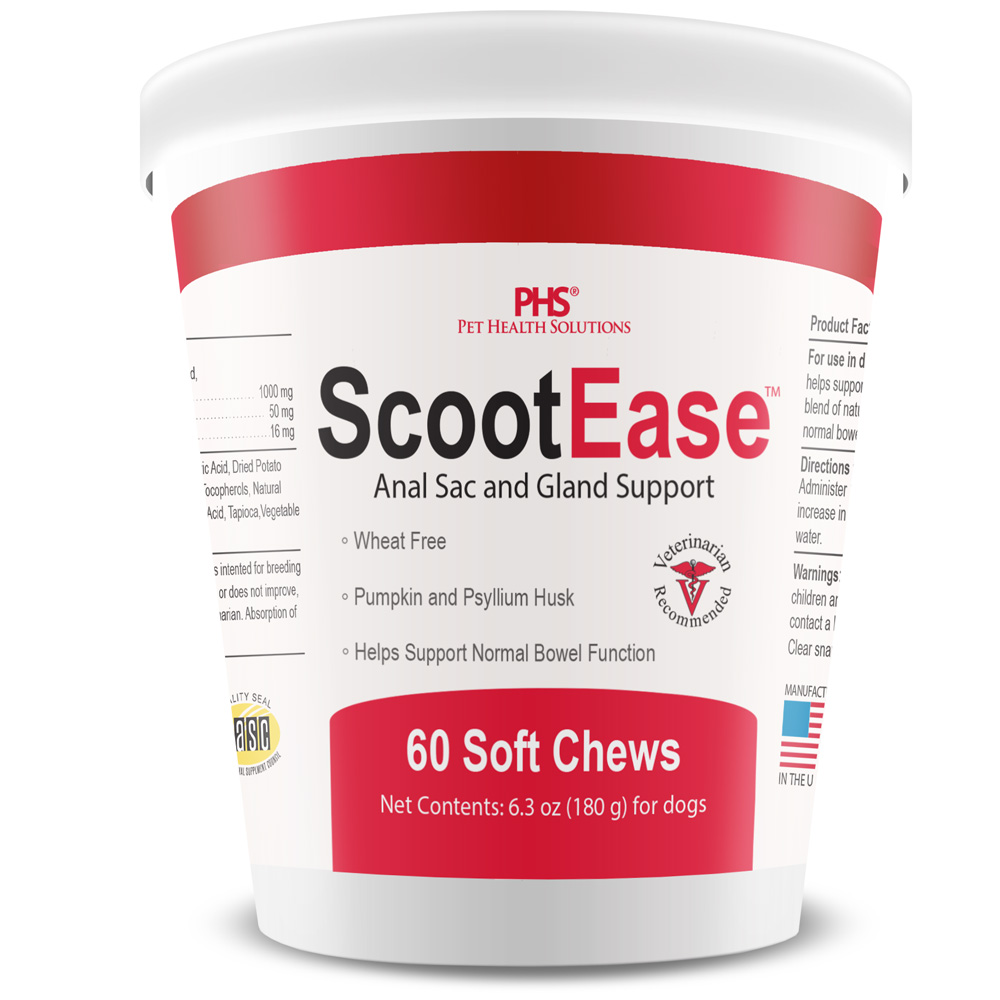 ScootEase™ Soft Chews (60 count)