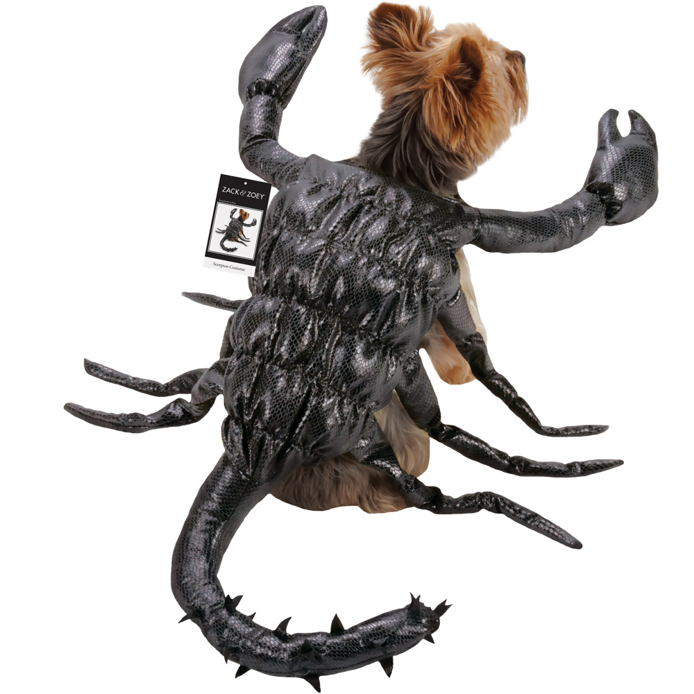 Scorpion Dog Costume - MEDIUM