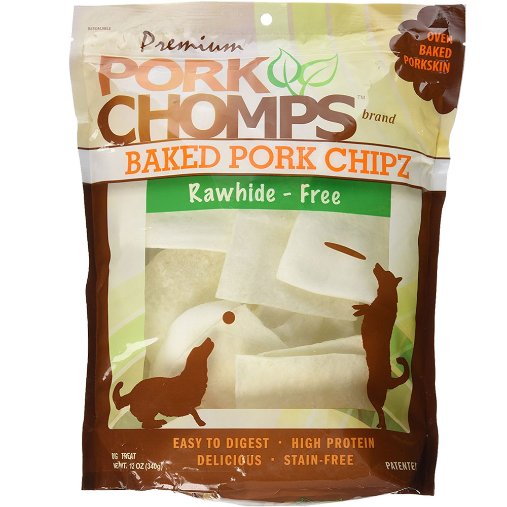 Scott Pet Premium Pork Chomps