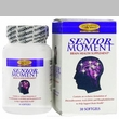 Senior Moment Brain Health Supplement (30 Softgels)