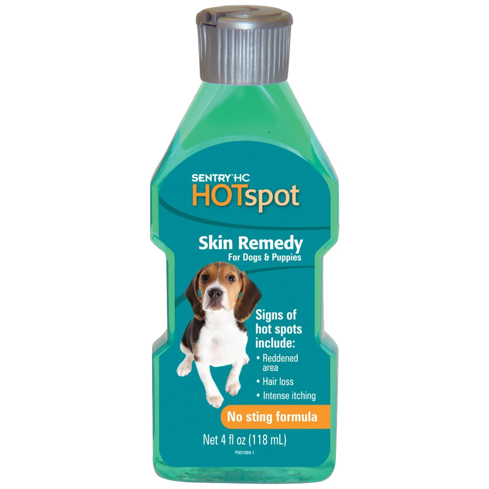 SENTRY Hot Spot Skin Remedy for Dogs (4 oz)