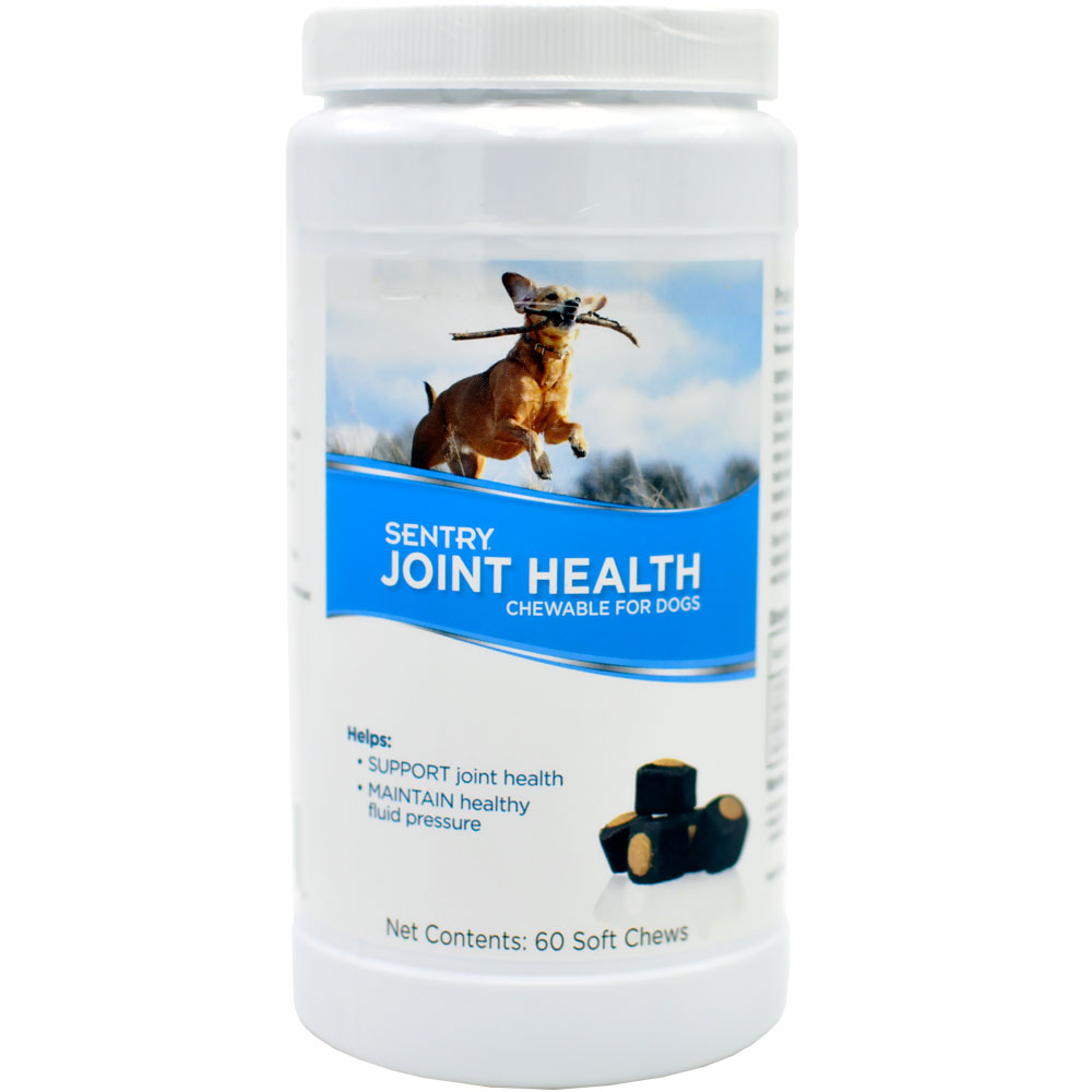 Sentry Joint Health Chewable for Dogs (60 soft chews)