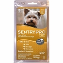 SentryPro Flea & Tick Squeeze for Toy & Small Dog Breed (3 Month)