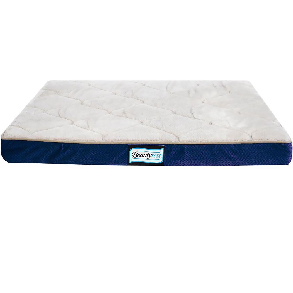Simmons Beautyrest Thera Bed Orthopedic Memory Foam Dog Bed (24x18x2)