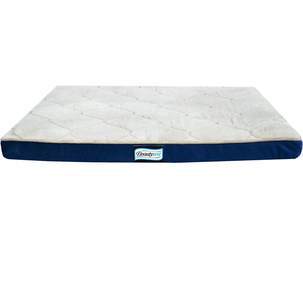 Simmons Beautyrest Thera Bed Orthopedic Memory Foam Dog Bed (30x21x2)