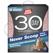 Simple Solution 30-DAY Super Absorbent Cat Litter (15 lbs)