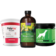 Skin & Coat Nutritional Supplements