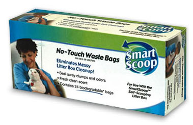 Smart Scoop No-Touch Waste Bags