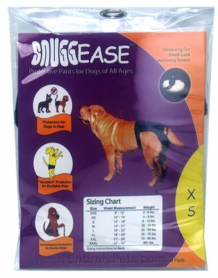 SnuggEase Protective Pants for Dogs