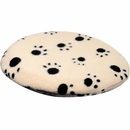 Snuggle Safe Comfort Cover Fleece (Beige/Prints)