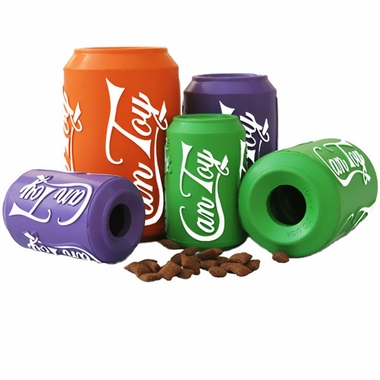 SODA-CAN-TOY-LARGE-GREEN