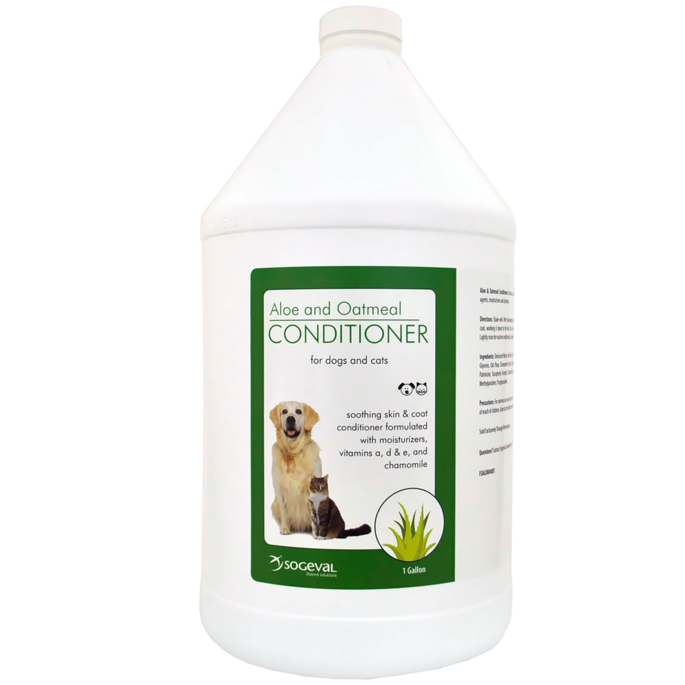 Sogeval Aloe & Oatmeal Conditioner (Gallon)