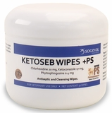 Sogeval Ketoseb Wipes +PS (50 ct)