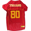 Southern California Trojans Dog Jerseys