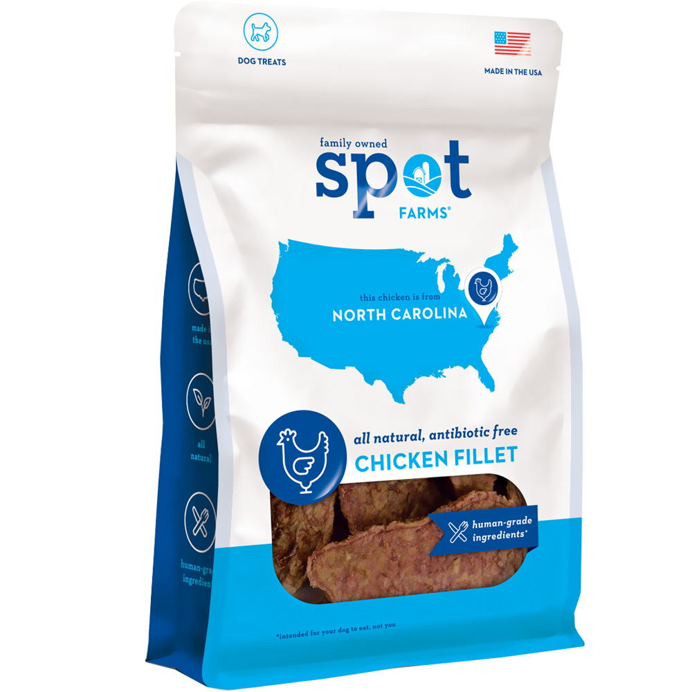 Spot Farms&reg: Chicken Fillet (6 oz)