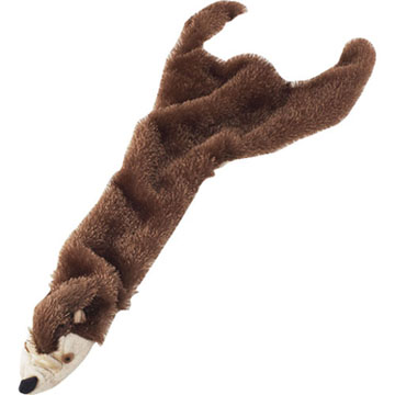 "Spot Mini Skinneeez Stuffing Free Hedgehog (14"")"