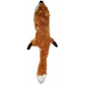 "Spot Mini Skinneeez Stuffing Free Plush Fox (14"")"