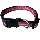 St. Louis Cardinals Collar - Ribbon (Large)