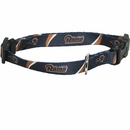 St. Louis Rams Dog Collars & Leashes