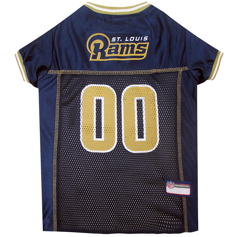 St. Louis Rams Dog Jerseys
