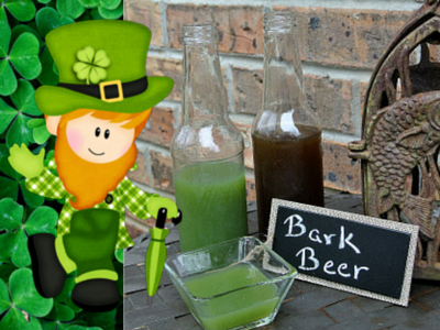 St. Patrick's Day Bark Beer Recipe for Dogs