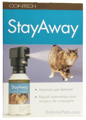 StayAway (Formerly known as Mini ScareCrow) Automatic Pet Deterrent