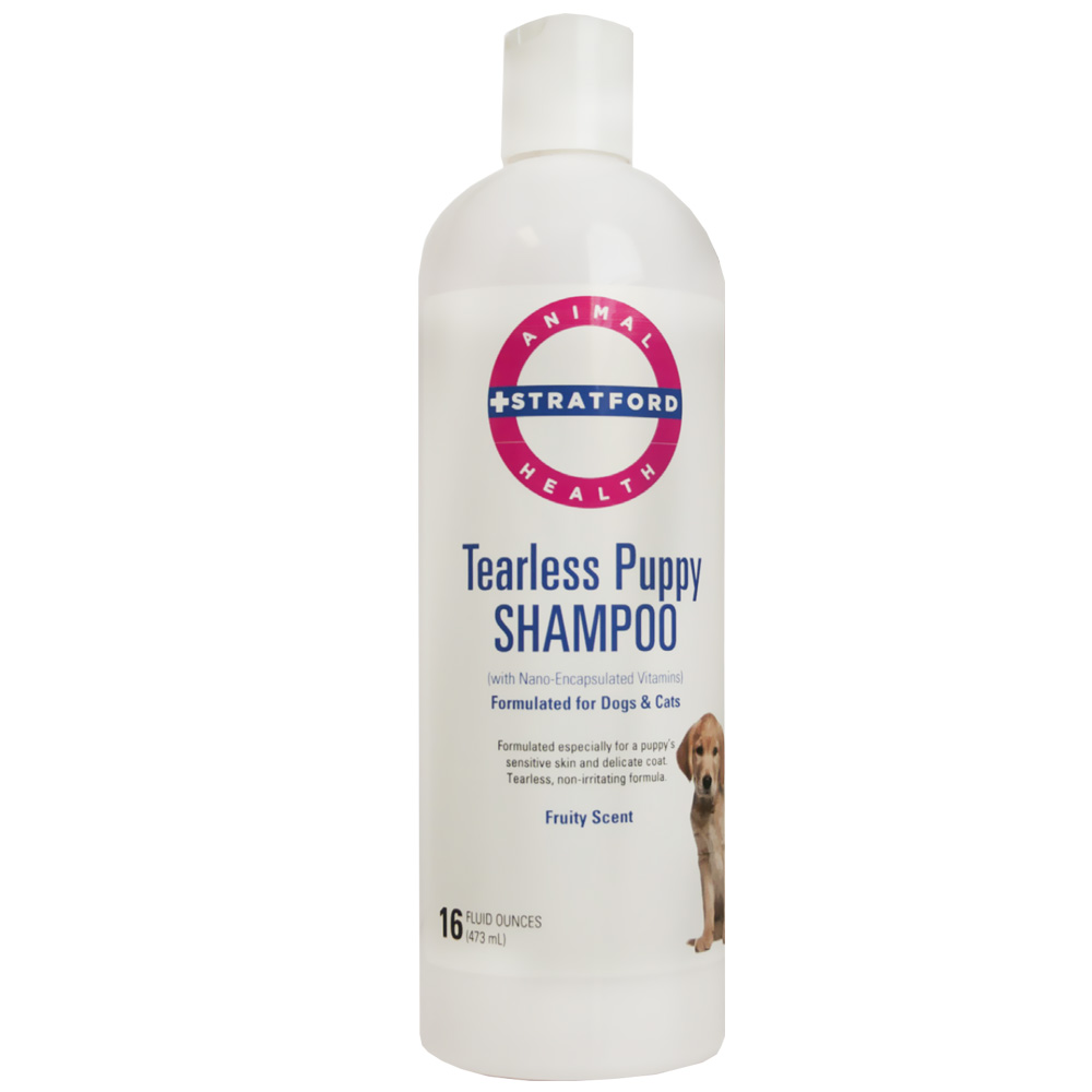 Stratford Puppy Tearless Shampoo (16 oz)