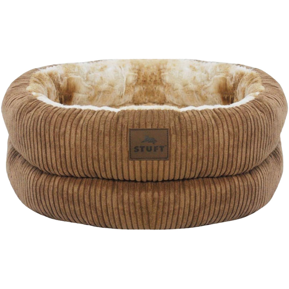 Stuft Hide Away Cat Bed (16x16x7)