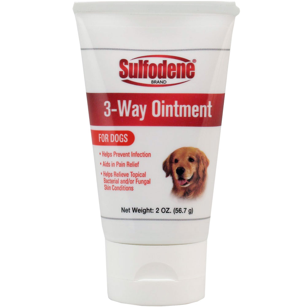 Sulfodene 3-Way Ointment for Dogs (2 oz)