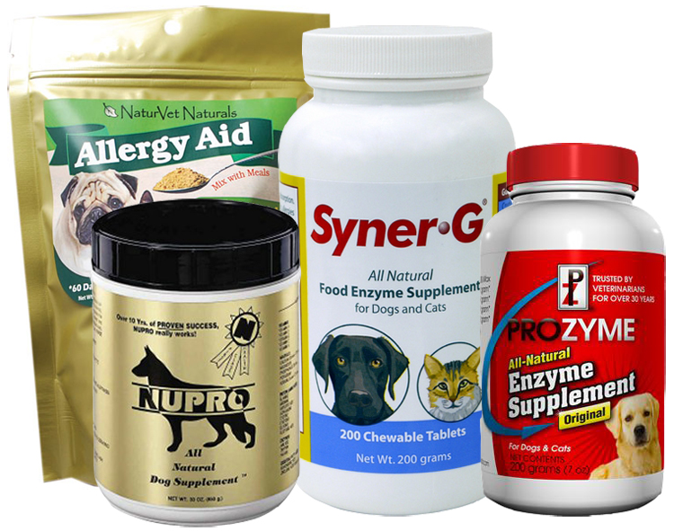 Products for Dogs With Allergies