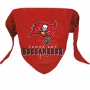 Tampa Bay Buccaneers Dog Bandanas
