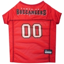 Tampa Bay Buccaneers Dog Jerseys