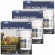 Tape Worm Tabs for Dogs 3-PACK (15 tablets)