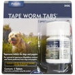 Tape Worm Tabs for Dogs (5 tablets)