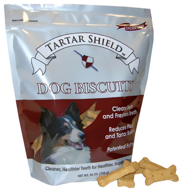 Tartar Shield Dog Biscuits (26 oz)