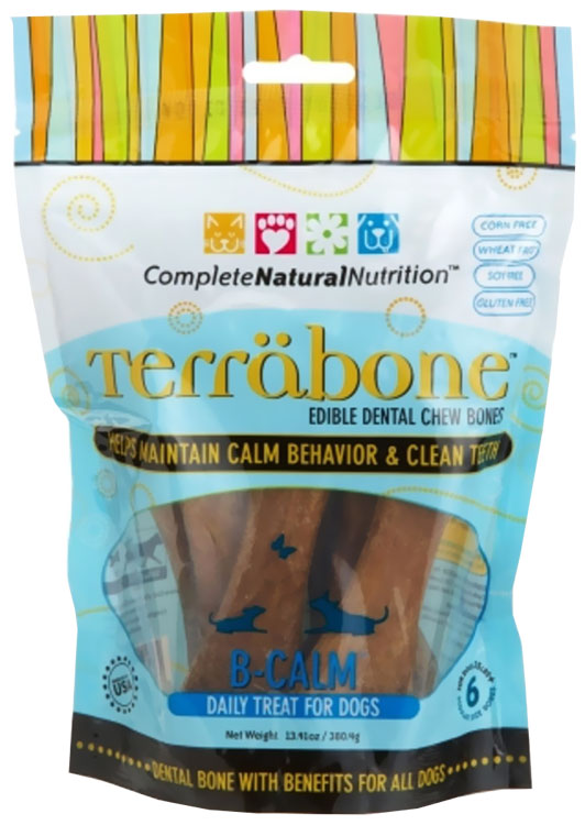 TerraBone Dental Chew Bones