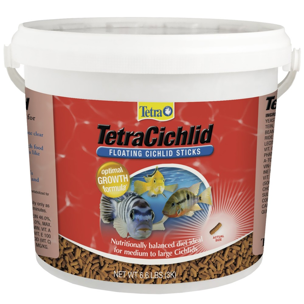 TetraCichlid Sticks (6.61 lbs)