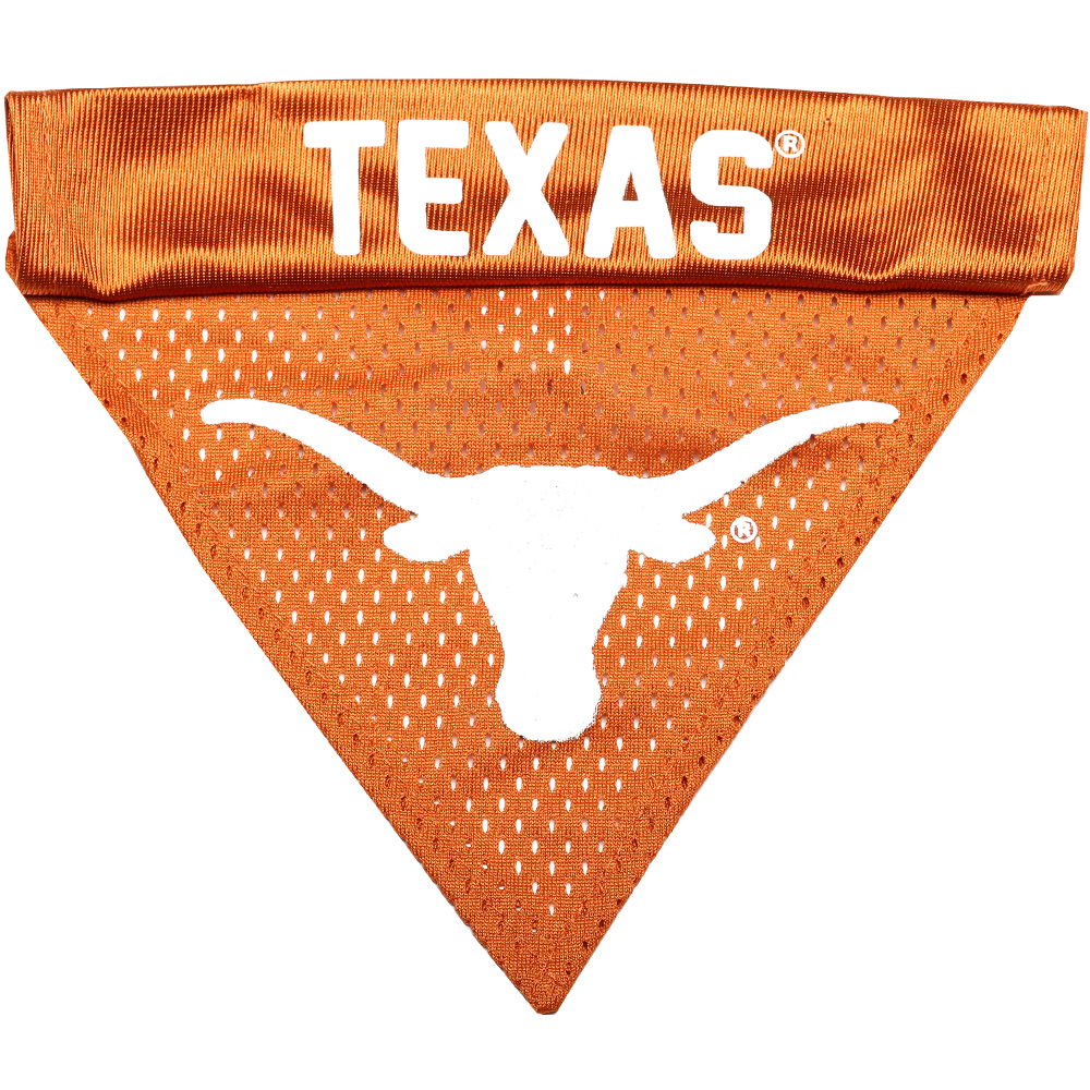 Texas Longhorns Dog Bandanas
