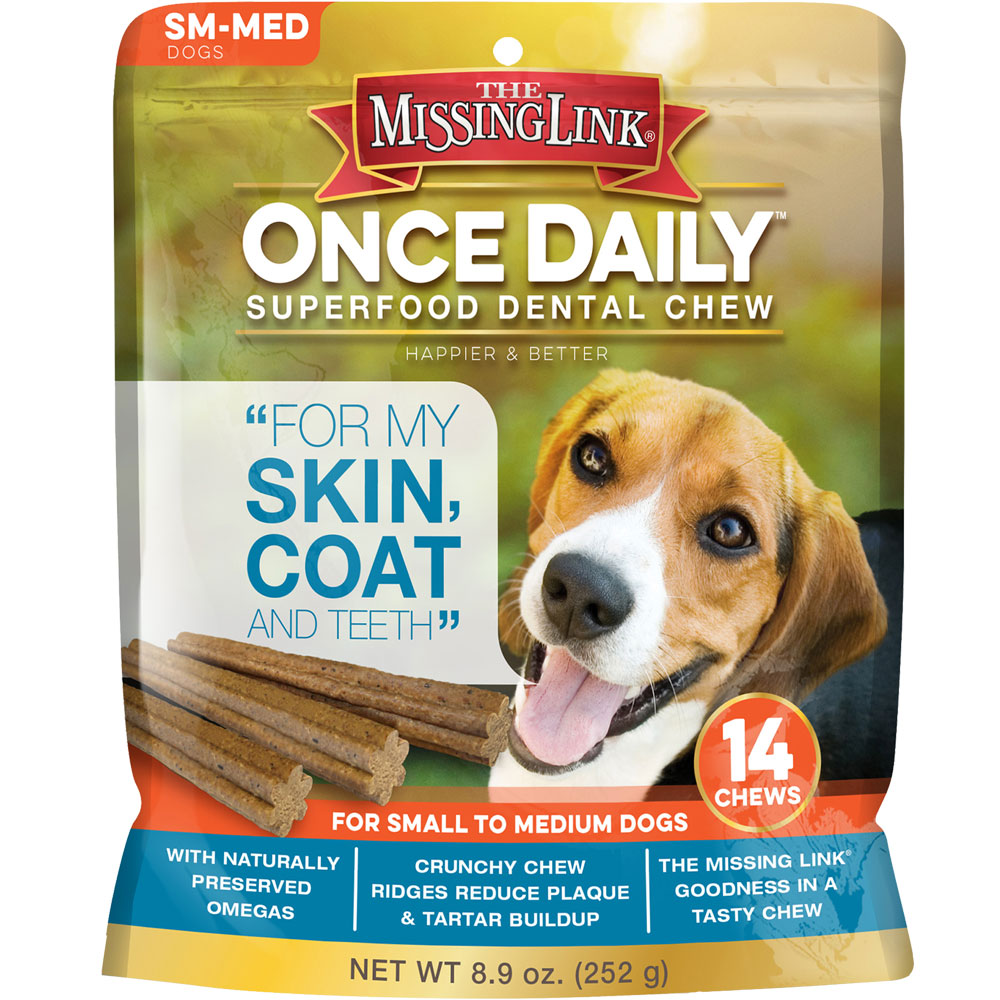 The Missing Link Once Daily Skin & Coat for Dogs