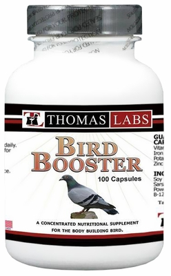 Thomas Labs Bird Booster (100 count)