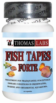 Thomas Labs Fish Tapes Forte 170mg (10 count)