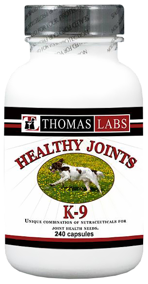 Thomas Labs Healthy Joints K-9 (240 capsules)