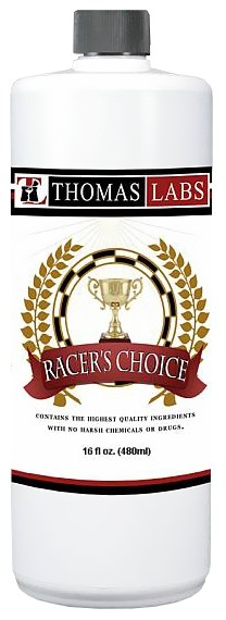 Thomas Labs Racer's Choice