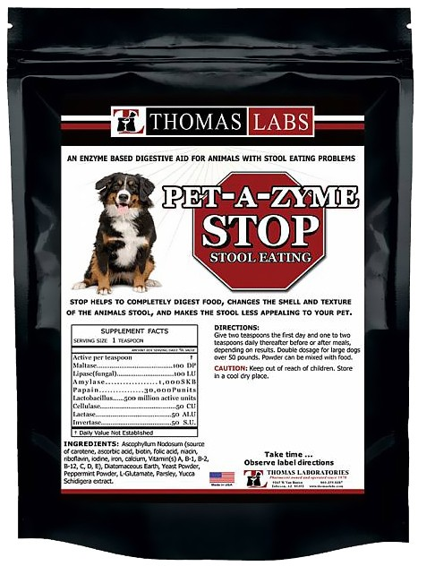 Thomas Labs Stool Eating Deterrent