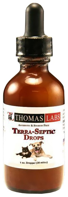Thomas Labs Terra-Septic Drops