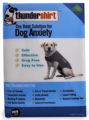 Thundershirt Dog Anxiety Solution - XXSmall