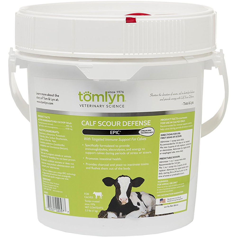 Tomlyn Epic Calf Scour Defense (2.2 lb)