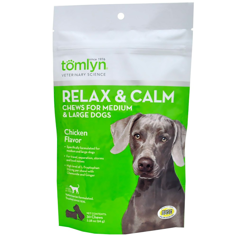 Natural Anti Anxiety Meds For Dogs