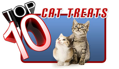 Top 10 Cat Treats