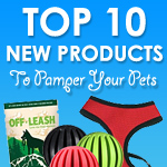 Top 10 NEW Products to Pamper Your Cat